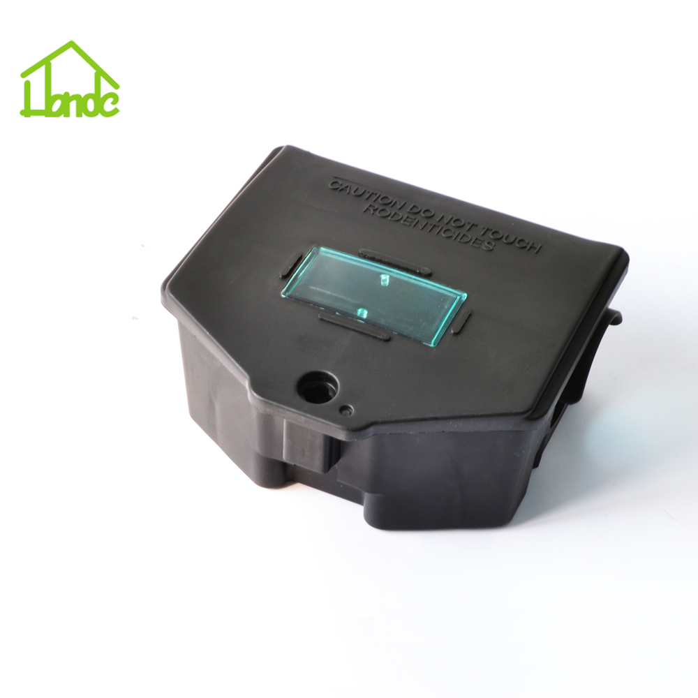Mouse Bait Box With Screen
