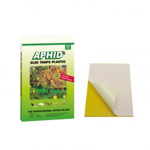 Yellow Sticky Aphid Glue Trap