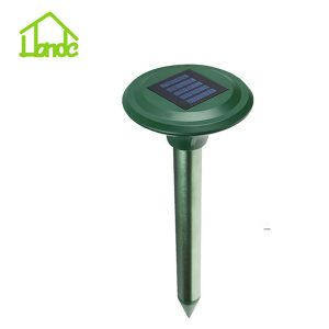 Outdoor Pest Control Electric Mole Trap