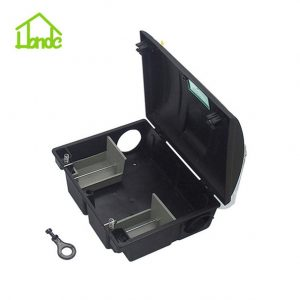 Rodent Bait Station with key